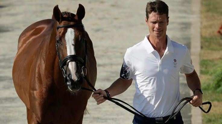 William Fox-Pitt leads day one ten months after coma