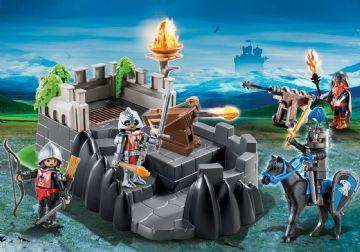 Drageridder fort - Playmobil 6627 Shop - Eurotoys - Legetøj online
