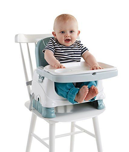 Fisher-Price Healthy Care Deluxe Booster Seat #FisherPrice