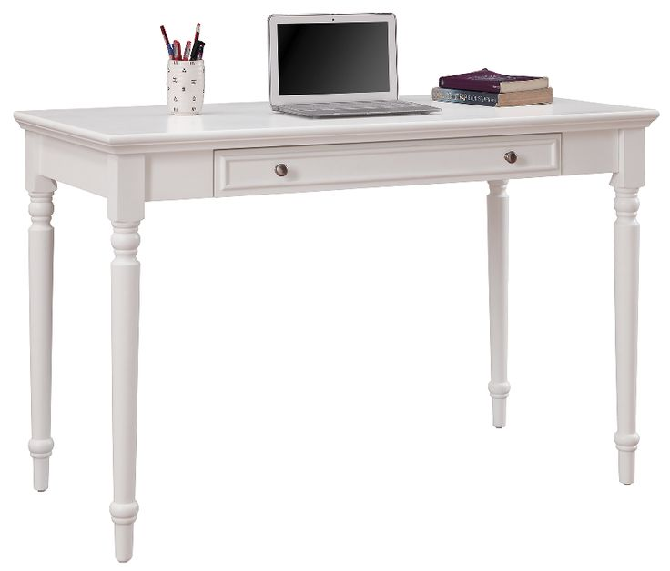 Plumeria Solid Wood Desk