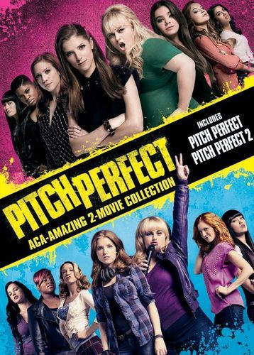Pitch Perfect: Aca-Amazing 2-Movie Collection [DVD]