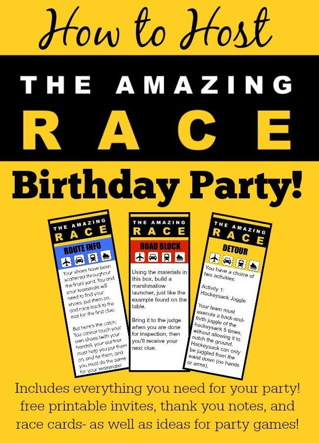 Best 25 Amazing Race Party Ideas On Pinterest Amazing Race