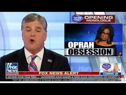 Sean Hannity 1-8-18 - Hannity Fox News Today January 8 2018