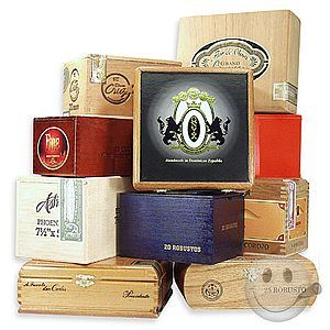 Empty Box - Cigars International