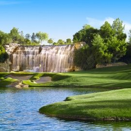 Wynn Las Vegas - 5 star resorts and the world's best golf courses.  Will you be at the tee?
