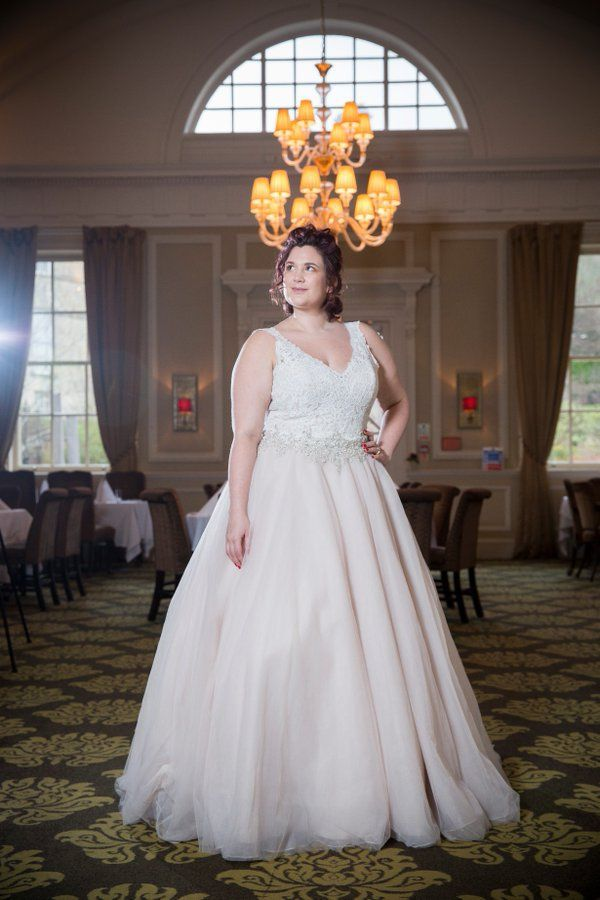 A Fat Bride The Most Stunning Plus Size Bridal Wear