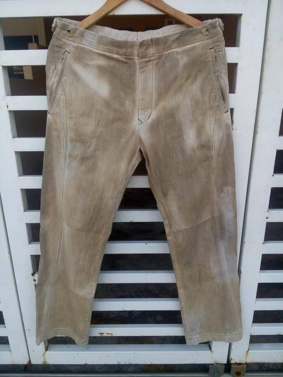 Comme des Garcons Rare!! Comme des Garcons Homme Plus Men's PantsSize 34 Yohji Yamamoto Issey Miyake Kansai Bape Undercover Visvim Number Nine Size 34 - Casual Pants for Sale - Grailed