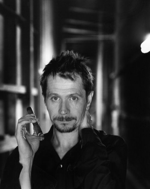Gary Oldman photographed by Marc Hom.