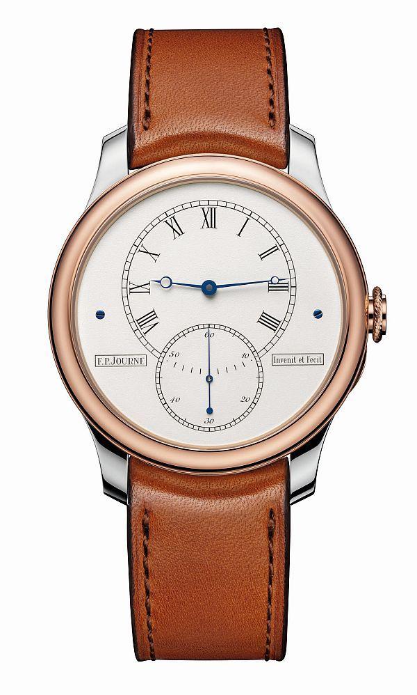 F.P. Journe Historical Anniversary Tourbillon Watch Celebrates His Status As A Watchmaker