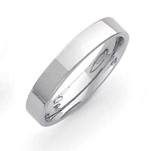 Palladium Flat Comfort Fit 4.00mm Band Jewelrypot. $299.99. Fabulous Promotions and Discounts!. 100% Satisfaction Guarantee. Questions? Call 866-923-4446. All Genuine Diamonds, Gemstones, Materials, and Precious Metals. Your item will be shipped the same or next weekday!. 30 Day Money Back Guarantee