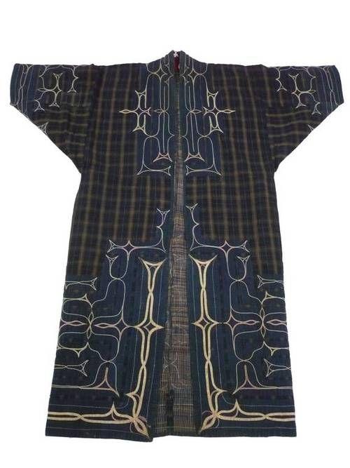 Robe    Ainu    Musee du Quai Branly