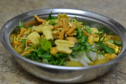 Misal Pav Recipe - Maharashtrian Food