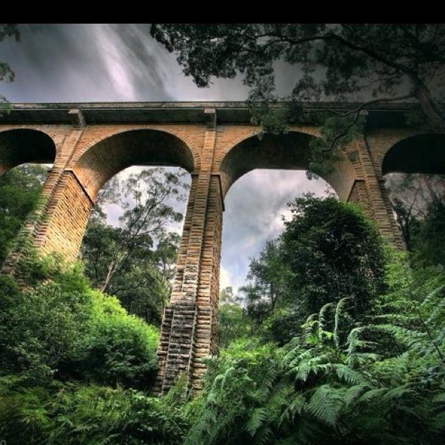 Knapsack Bridge, Australia