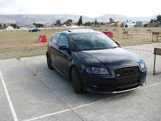 CarJunkies: Brett Van Der Schyff: 2007 Audi S3