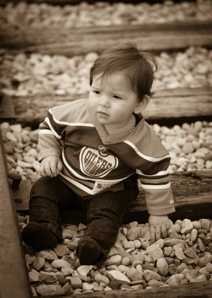 Little Oilers fan