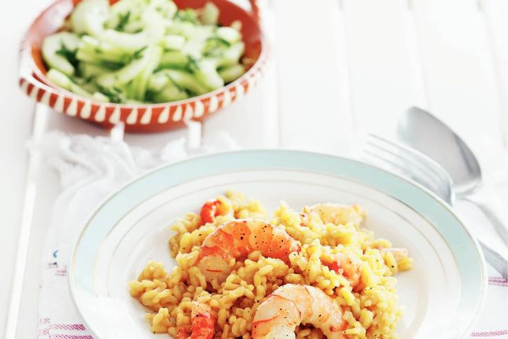 Zeevruchten paella - Recept - Allerhande