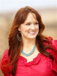 the pioneer woman, ree drummond-I love her! She's a great Christian lady and an amazing mother/wife who still makes homemade meals for her sweet family and friends!