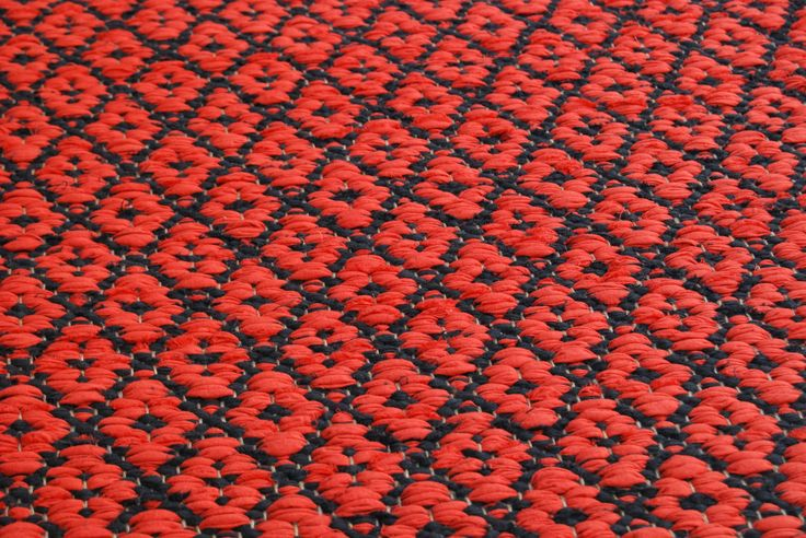 ANKI rugs design RUUSUKAS in colour 733-custom