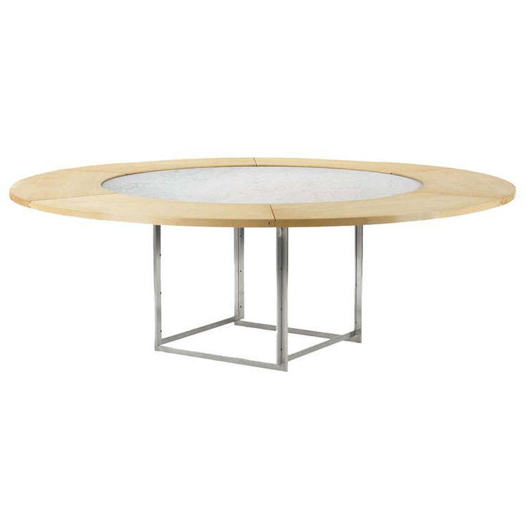 furniture poul kjaerholm pk54. 1stdibscom poul kjaerholm pk 54 marble table for e kold christensen furniture pk54 4