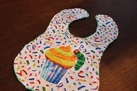 Very Hungry Caterpillar Birthday Yellow Cupcake by CelebrationKids ($12.00)