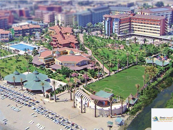 Hotel Saphir - All Inclusive, #Konakli, #Alanya, #Antalya, #Turcia