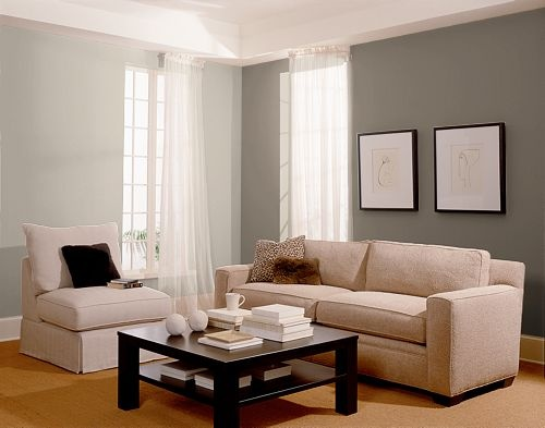 Behr gallery taupe and studio taupe paint colors - Ideas como pintar mi casa ...