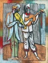 Clowns Musicians