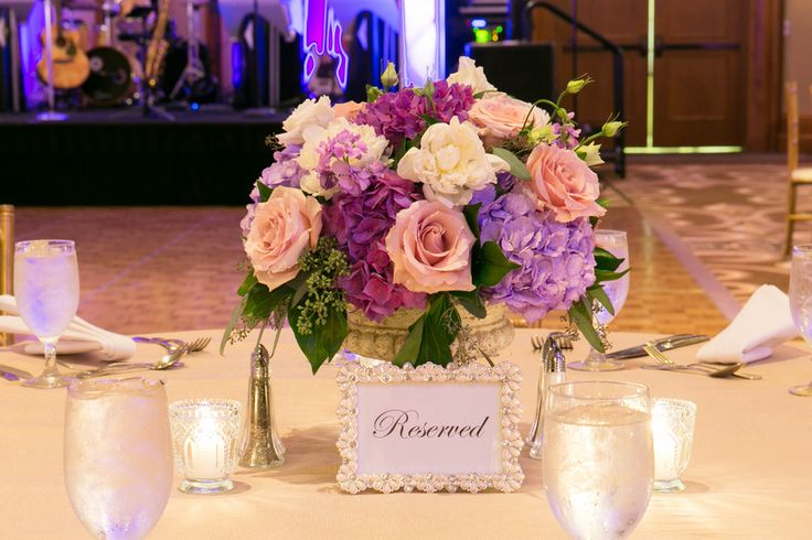 Elegant Fort Worth Wedding | Two Bright Lights :: Blog Feature Texas Ideas Indoor reception class ballroom wedding Enchanted Florist Tami Winn Events Lightly Photography lightlyphoto.com