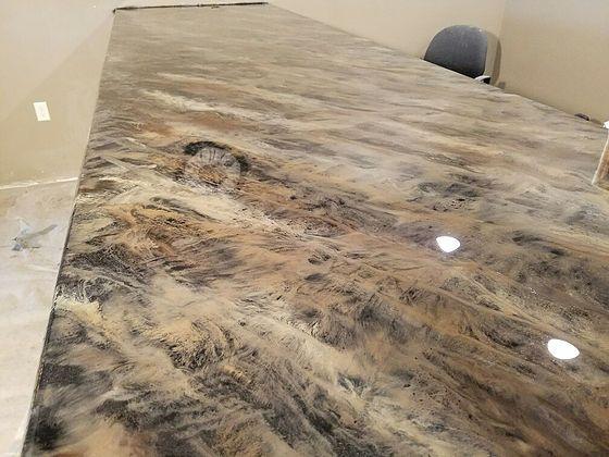 Stone Coat Countertop Epoxy Redo Kitchen Cabinets