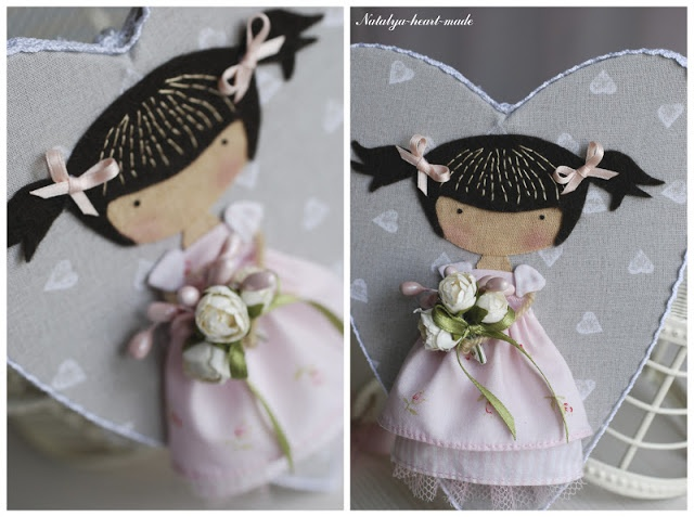 Doll inspiration. I love this!