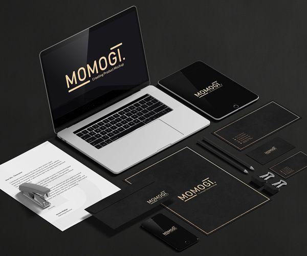 Best Creative Branding Stationery Mockup Templates Psd Graphics Design Stationery Branding Stationery Mockup Branding Template