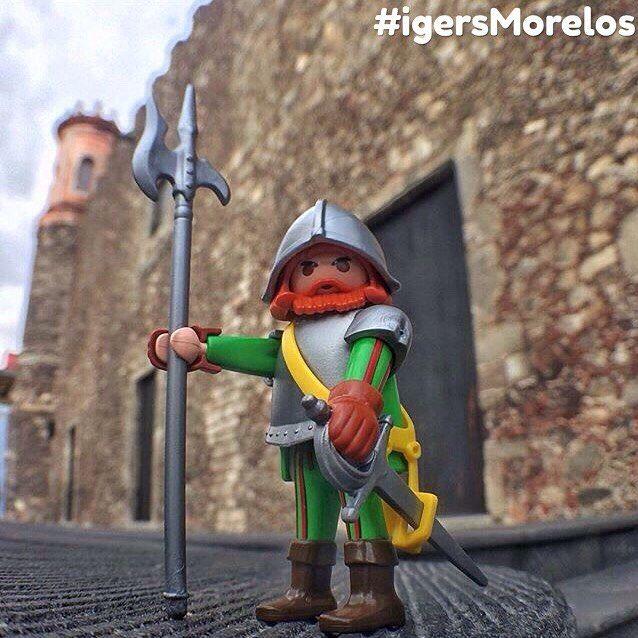 """igersmexico: """"  VISITANDO A #igersMorelos  Les presentamos esta fotografía  que nos comparte: @TOYS_IN_OUR_WORLD Muchas felicidades! Ubicación: Palacio de Cortés Cuernavaca. Selección: @DanoAguiZa  Visiten y sigan el perfil de nuestra cuenta hermana @igersMorelos. No olvides etiquetar tus fotos de todo el estado de Morelos con el tag #igersMorelos.  Equipo @igersMorelos:  @memorias_visuales  @zetinaconzeta  @chigolin_  @zamfedez  @taniaramburo  """""""