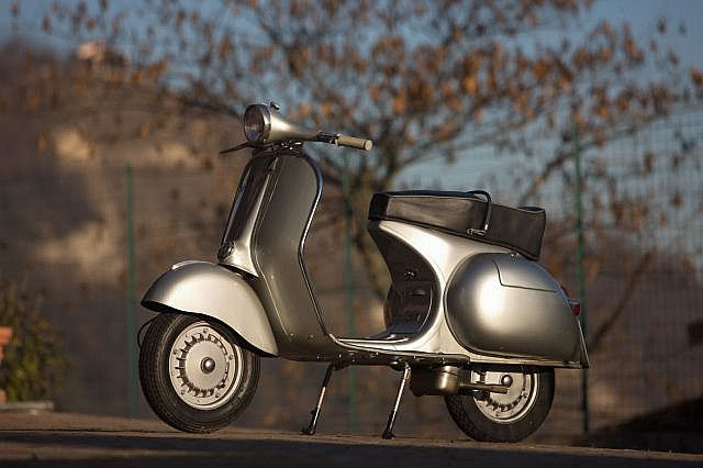 1960 Vespa 150 GS VS-5  No reserve