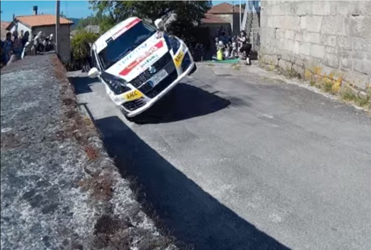 WOW! Rally Driver Produces Save Of The Year (VIDEO)