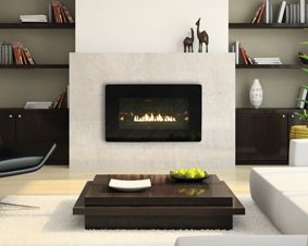 White Mountain Hearth Loft Series Gas Fireplace Series