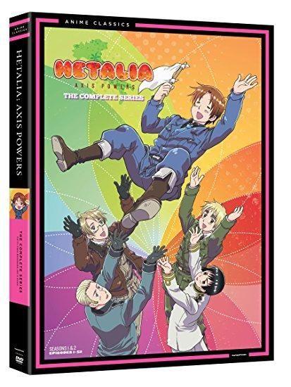 Todd Haberkorn & Patrick Seitz & Scott Sager-Hetalia: Axis Powers Complete Series - Classic