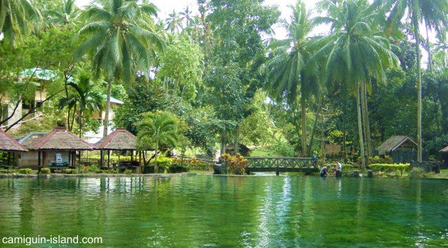 Sto. Nino Cold Springs, Camiguin Island, Philippines