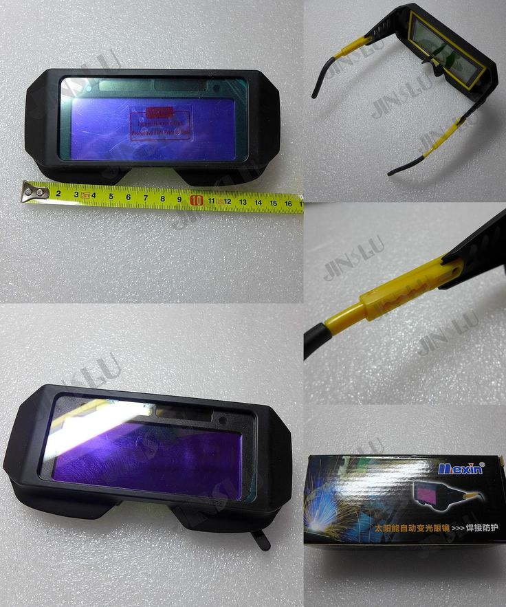 [Visit to Buy] Solar Auto Darkening Shade Glare Shield Safety Protective Welding Glasses Mask Goggles for ARC TIG MMA MIG Work #Advertisement