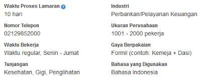 Lowongan Kerja Januari 2017 PT Bank Mega Syariah Terbaru