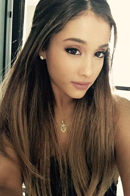 True Love Roars? Ariana Grande and Big Sean Sport Matching Lion Necklaces