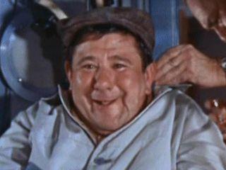Buddy Hackett, Benjy Benjamin, It's A Mad Mad Mad Mad World  1963