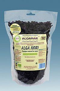Las algas secas y los productos elaborados con algas conforman el Catálogo Algamar.