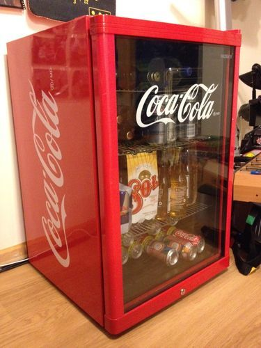 Coca Cola Fridge``