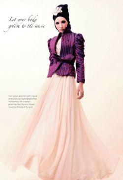 #Hijab Inspiration dress