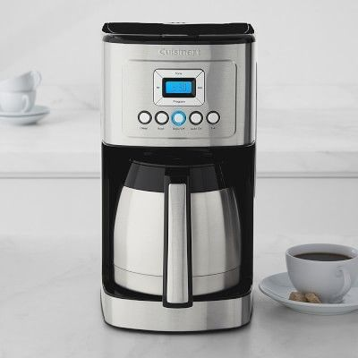 Cuisinart Perfect Temp 12-Cup Programmable Thermal Coffee Maker