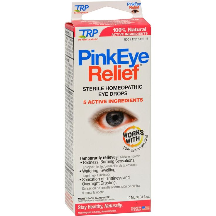Get Rid Conjunctivitis Pink Eye without Antibiotics