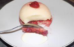 Dukan dieta (hubnutí recept): Panna cotta jahoda #dukan způsob http://www.dukanaute.com/recette-panna-cotta-facon-fraisier-12450.html