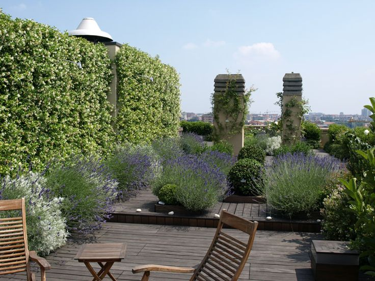 Milano roof gardens terraces balconies pinterest for Roof garden milano