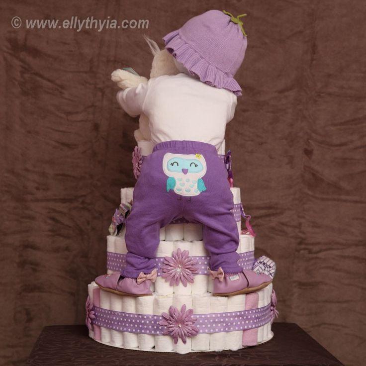 Diaper Cakes Gta