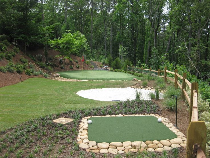 18 best backyard putting greens images on pinterest